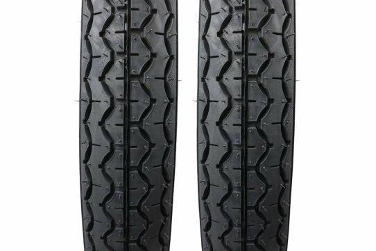 Reifensatz Heidenau passend für Zündapp DB 250